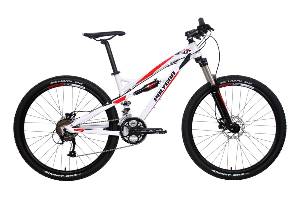"""Test VTT Polygon Recon 27.5"""" 2.0 2014 : vélo Trail Bike"""