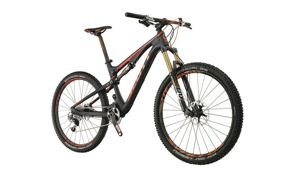 Test VTT Scott Genius 700 Tuned 2014 : vélo All Mountain