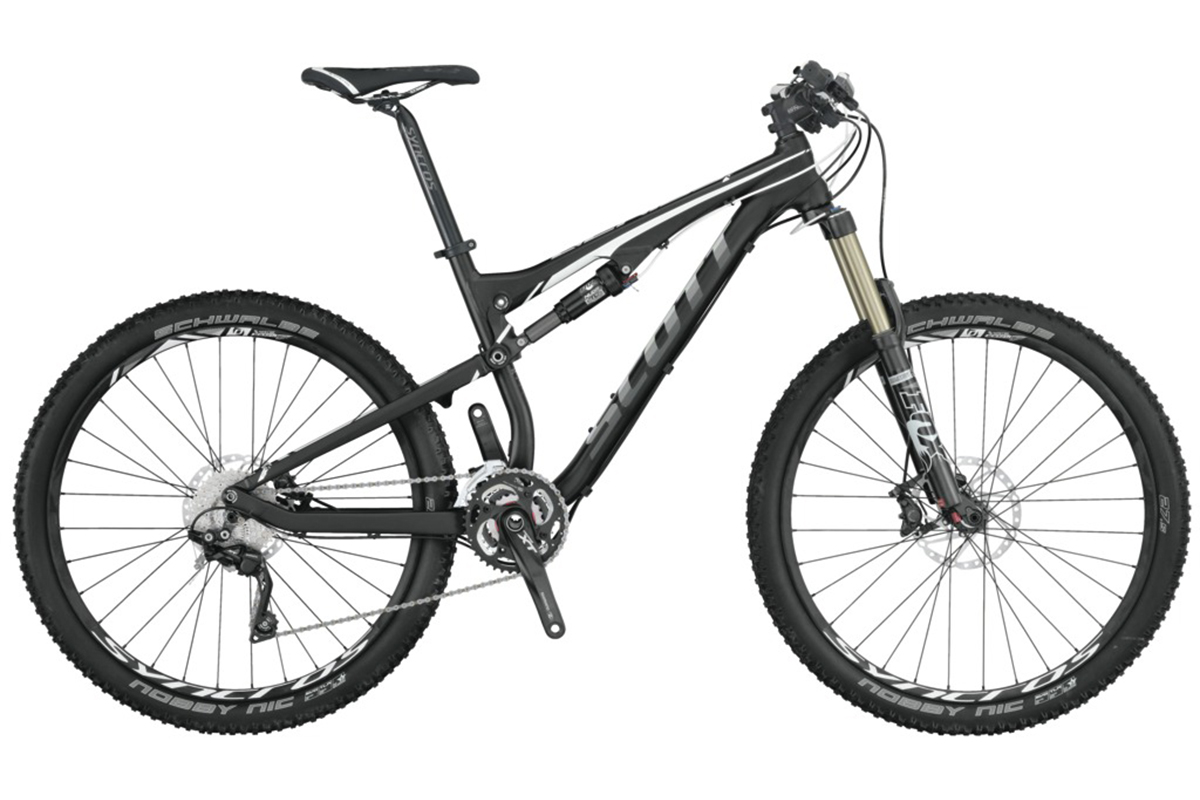 Test VTT Scott Genius 730 2014 : vélo All Mountain
