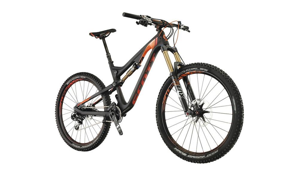 Test VTT Scott Genius LT 700 Tuned 2014 : vélo Enduro