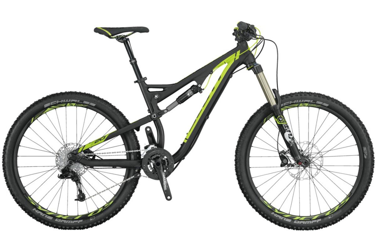 Test VTT Scott Genius LT 720 2014 : vélo Enduro