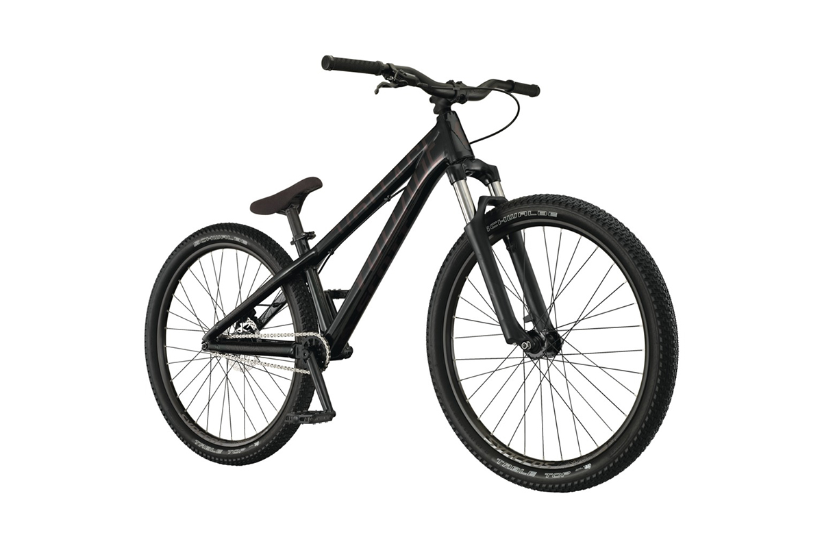 Test VTT Scott Voltage YZ 0.1 2014 : vélo Dirt