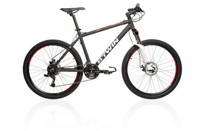 Test VTT B'Twin Rockrider 500 2015 : vélo XC Hardtail
