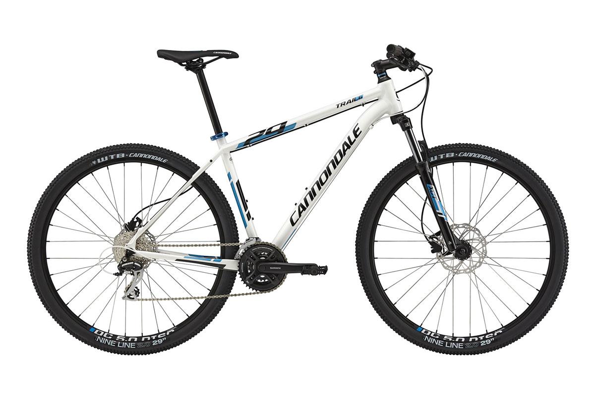 Test VTT Cannondale Trail 6 2015 : vélo XC Hardtail