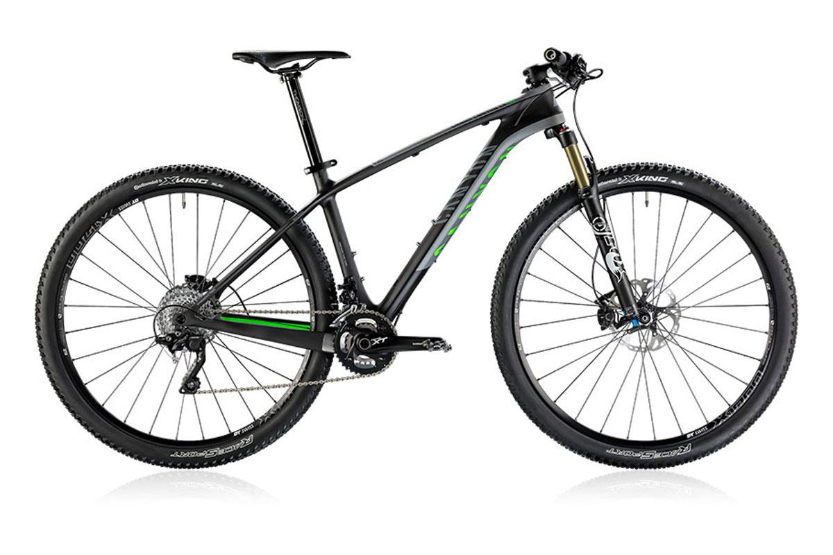 Test VTT Canyon Grand Canyon CF SL 7.9 2015 : vélo XC Hardtail