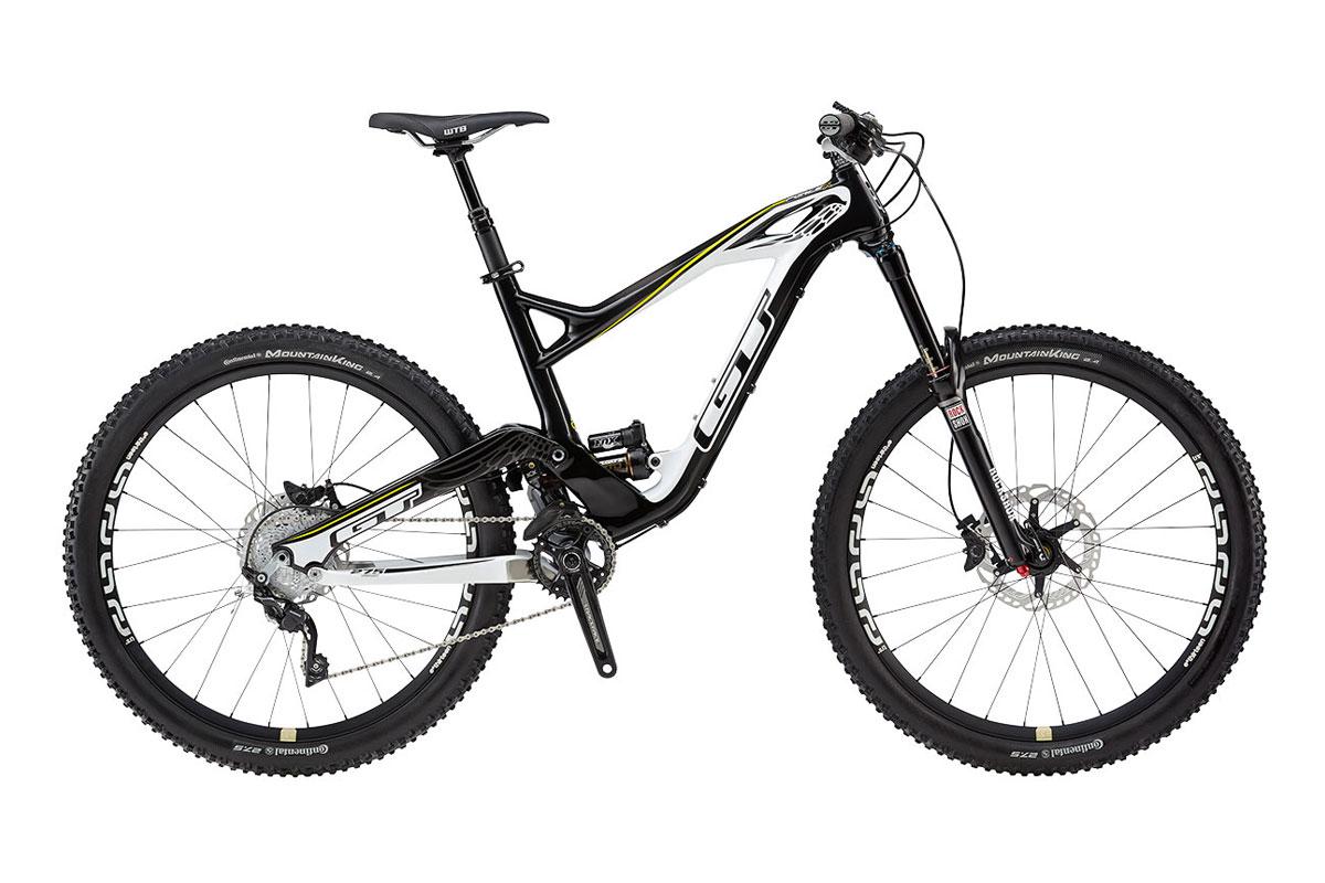 Test VTT GT Force X Carbon Pro 2015 : vélo Enduro