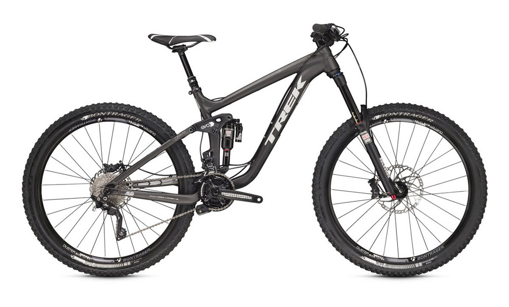 Test VTT Trek Slash 8 27.5 2015 : vélo Enduro
