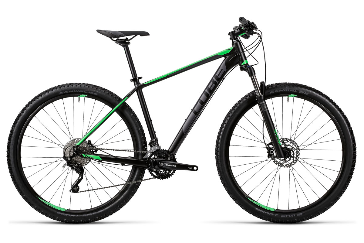 Test VTT Cube Attention SL 2016 : vélo Cross Country Loisirs
