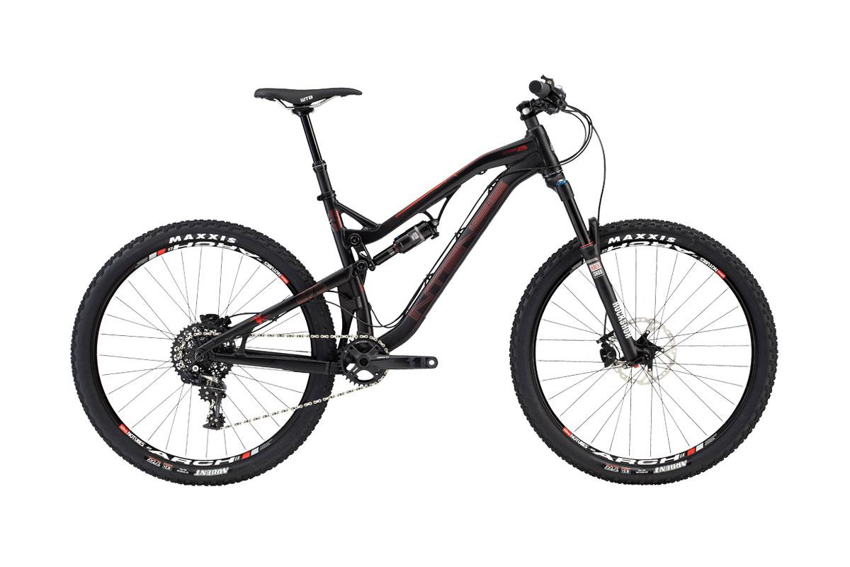 Test VTT Intense Spider 275 Kit Pro 2016 : vélo All Mountain