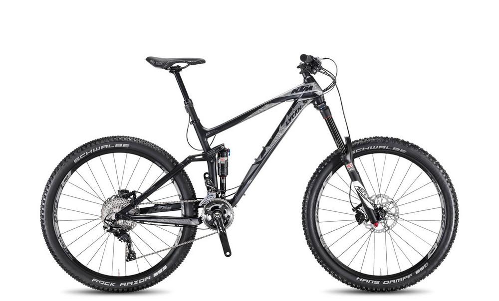 Test VTT KTM Lycan LT 273 2016 : vélo Enduro