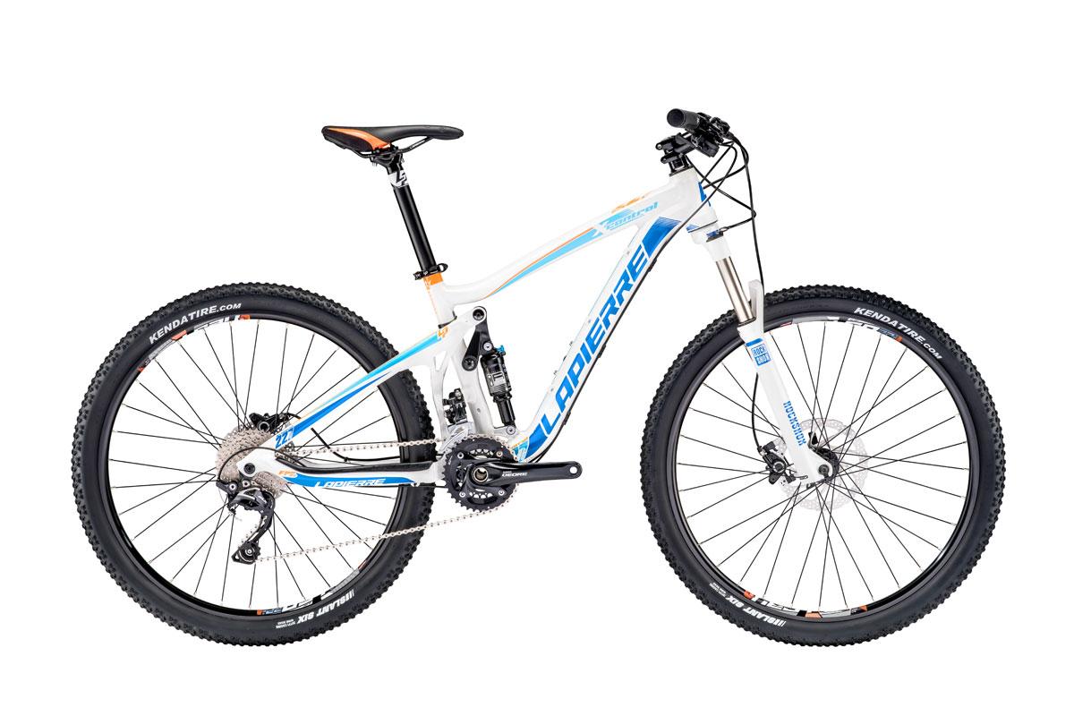 Test VTT Lapierre X-Control 227W 2016 : vélo X-Country