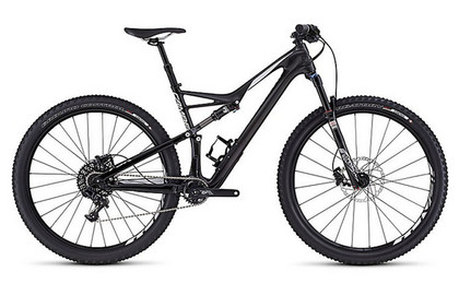 Test VTT Specialized Camber Comp Carbon 29 2016 : vélo All