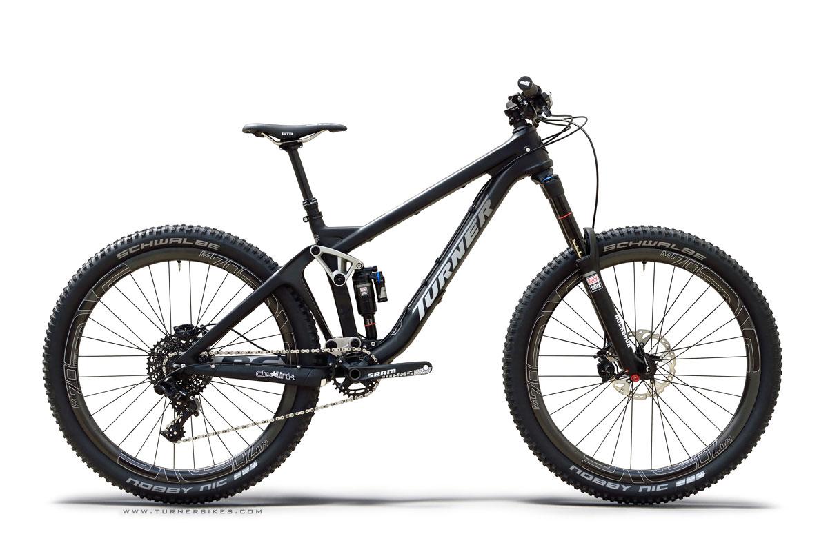 Test VTT Turner RFX 2016 : vélo Enduro