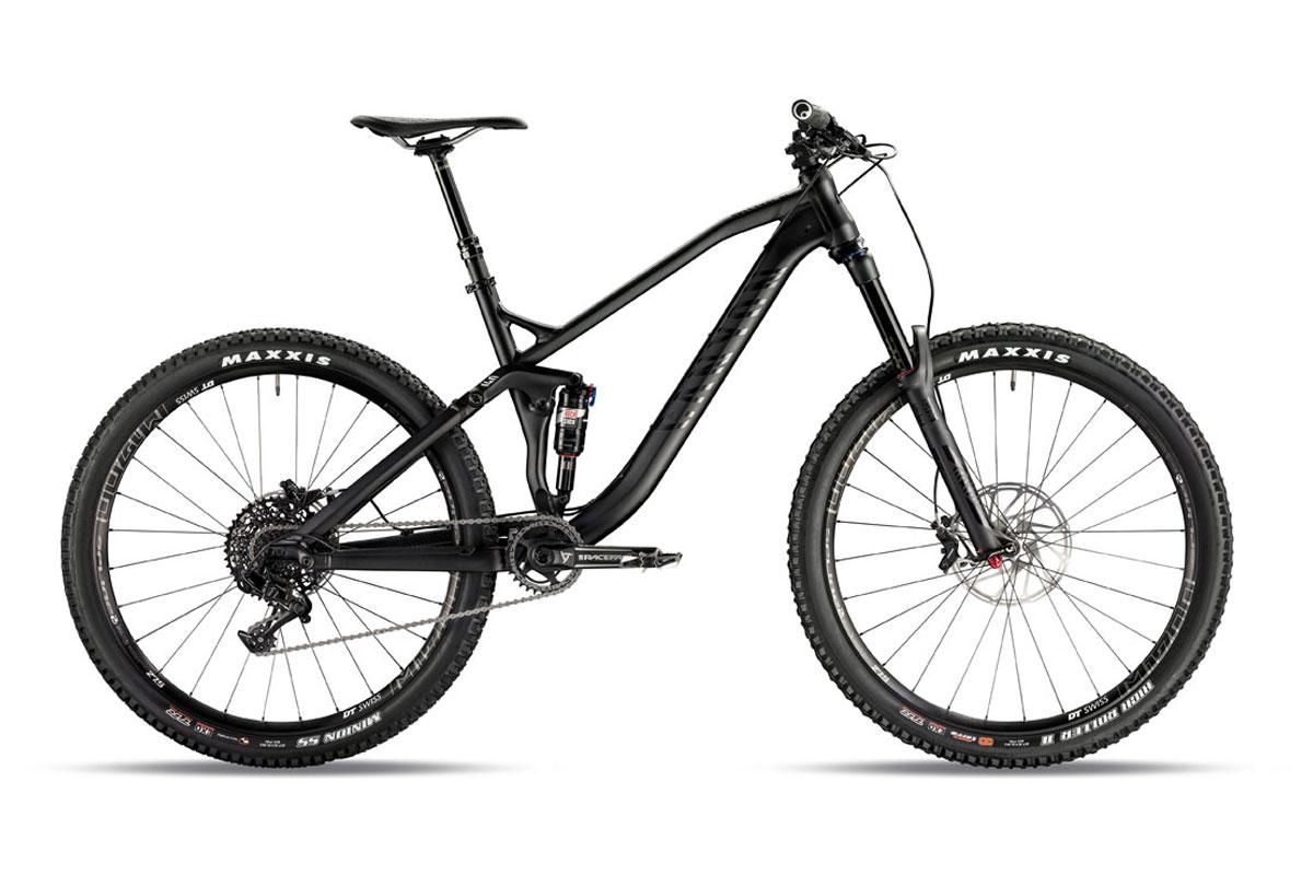 Test VTT Canyon Spectral AL6.0 EX 2017 : vélo All Mountain
