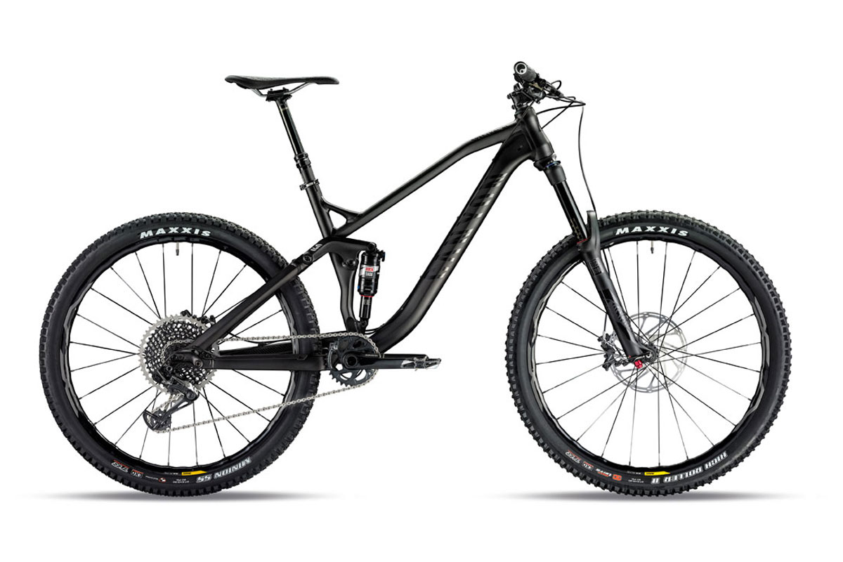 Test VTT Canyon Spectral AL 7.0 EX 2017 : vélo All Mountain