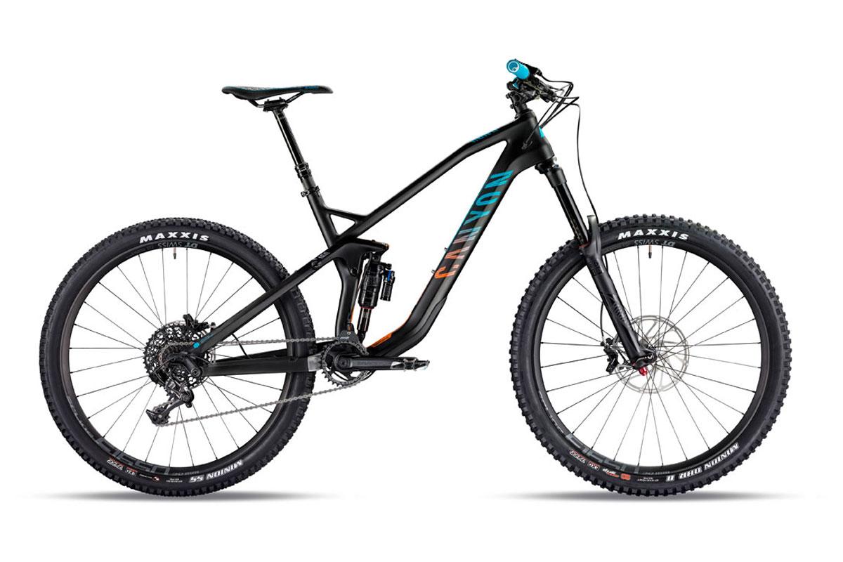 Test VTT Canyon Strive CF 7.0 Race 2017 : vélo Enduro