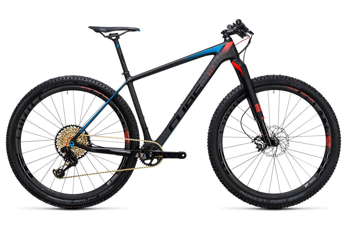 Test VTT Cube Elite C:68 SLT 29 1X Zeroblack 2017 : vélo
