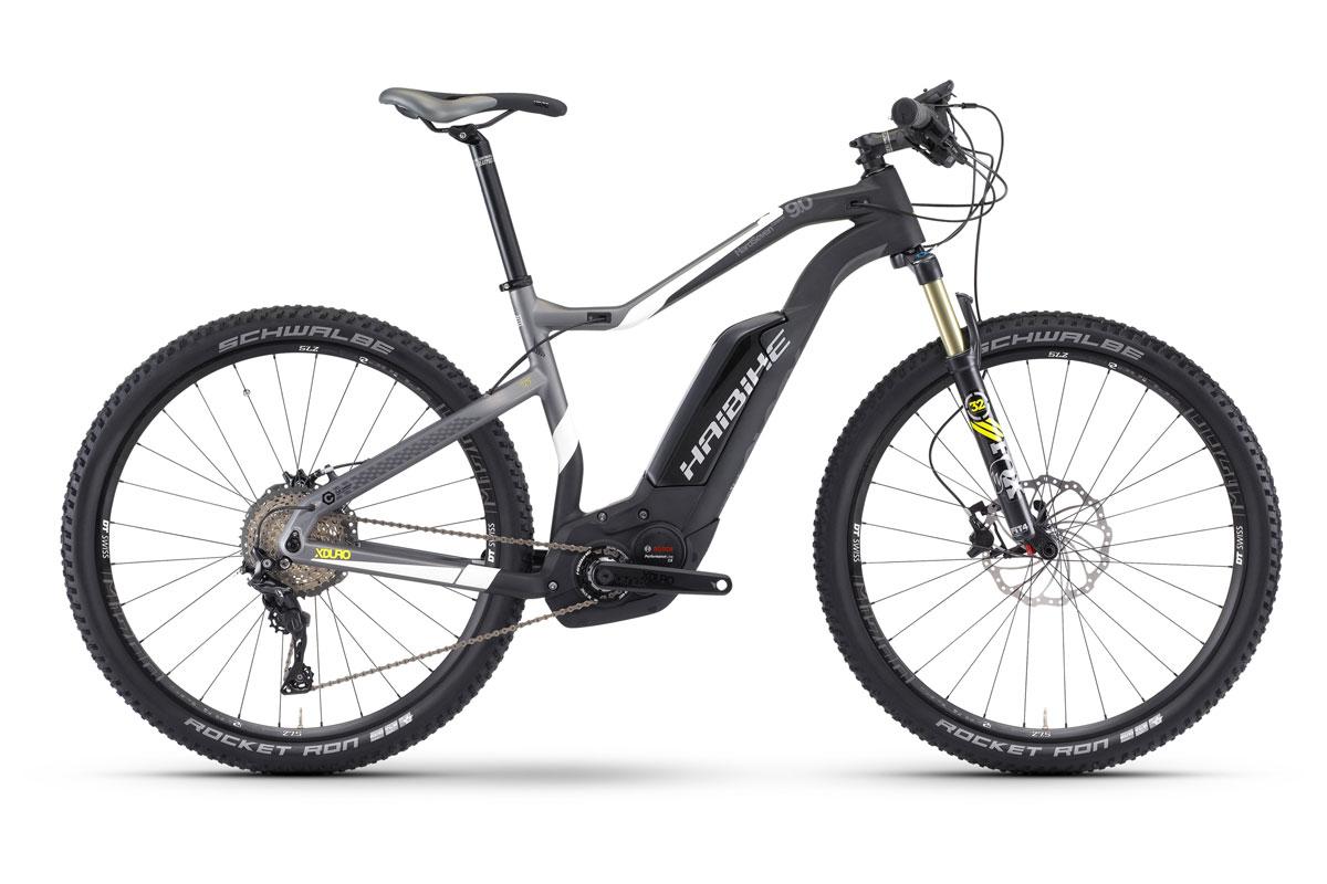Test VTT Haibike Xduro Hardseven 9,0 2017 : vélo
