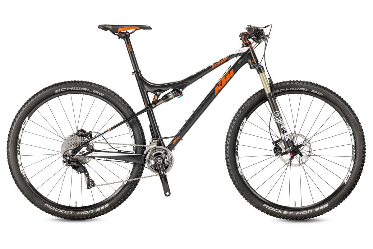 Test VTT KTM Scarp 292 22 2017 : vélo XC 100 mm