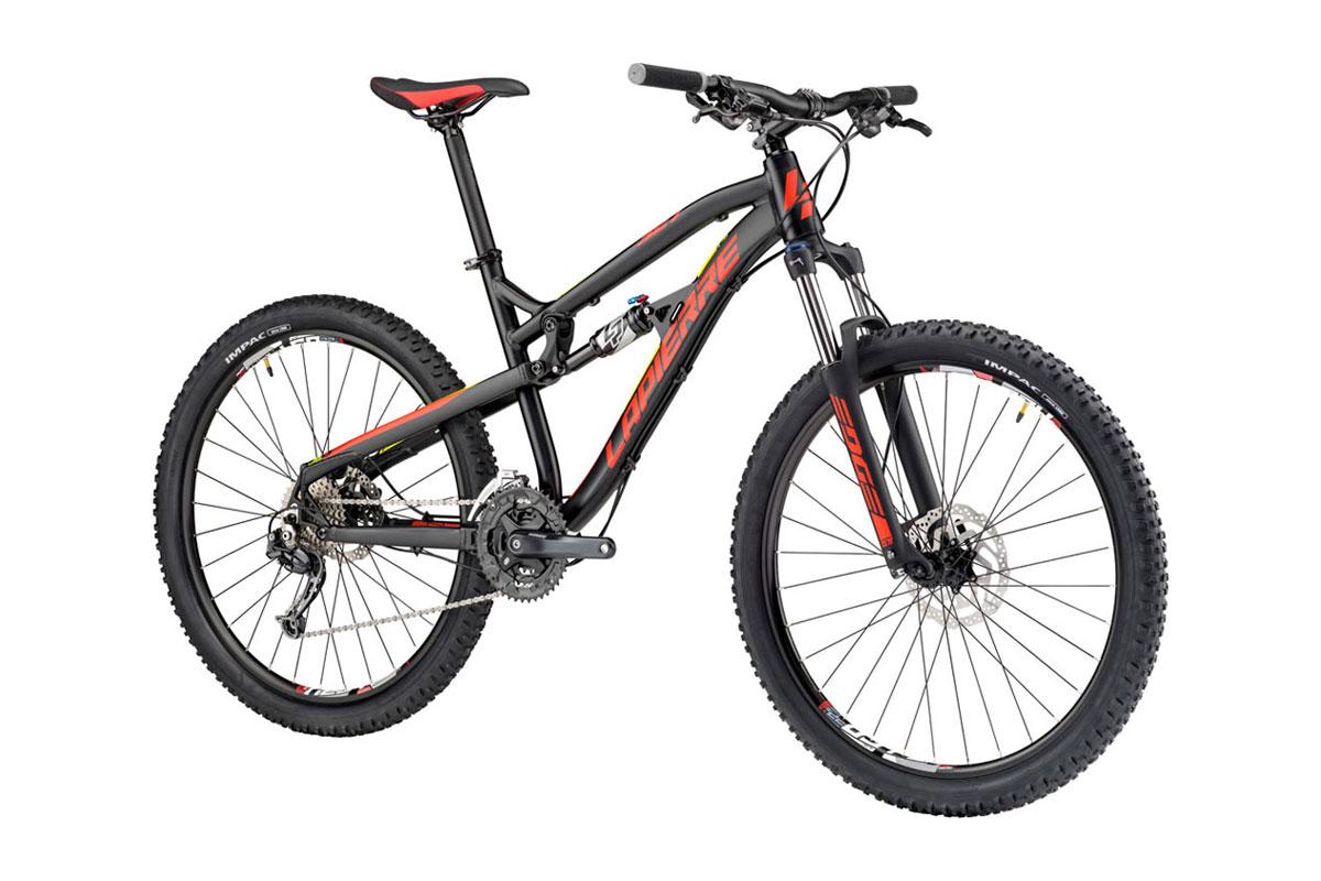 Test VTT Lapierre Edge XM 327 2017 : vélo All Mountain