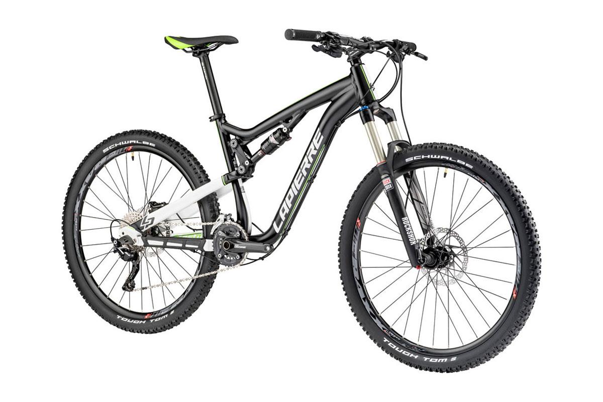 Test VTT Lapierre Zesty XM 227 2017 : vélo All Mountain