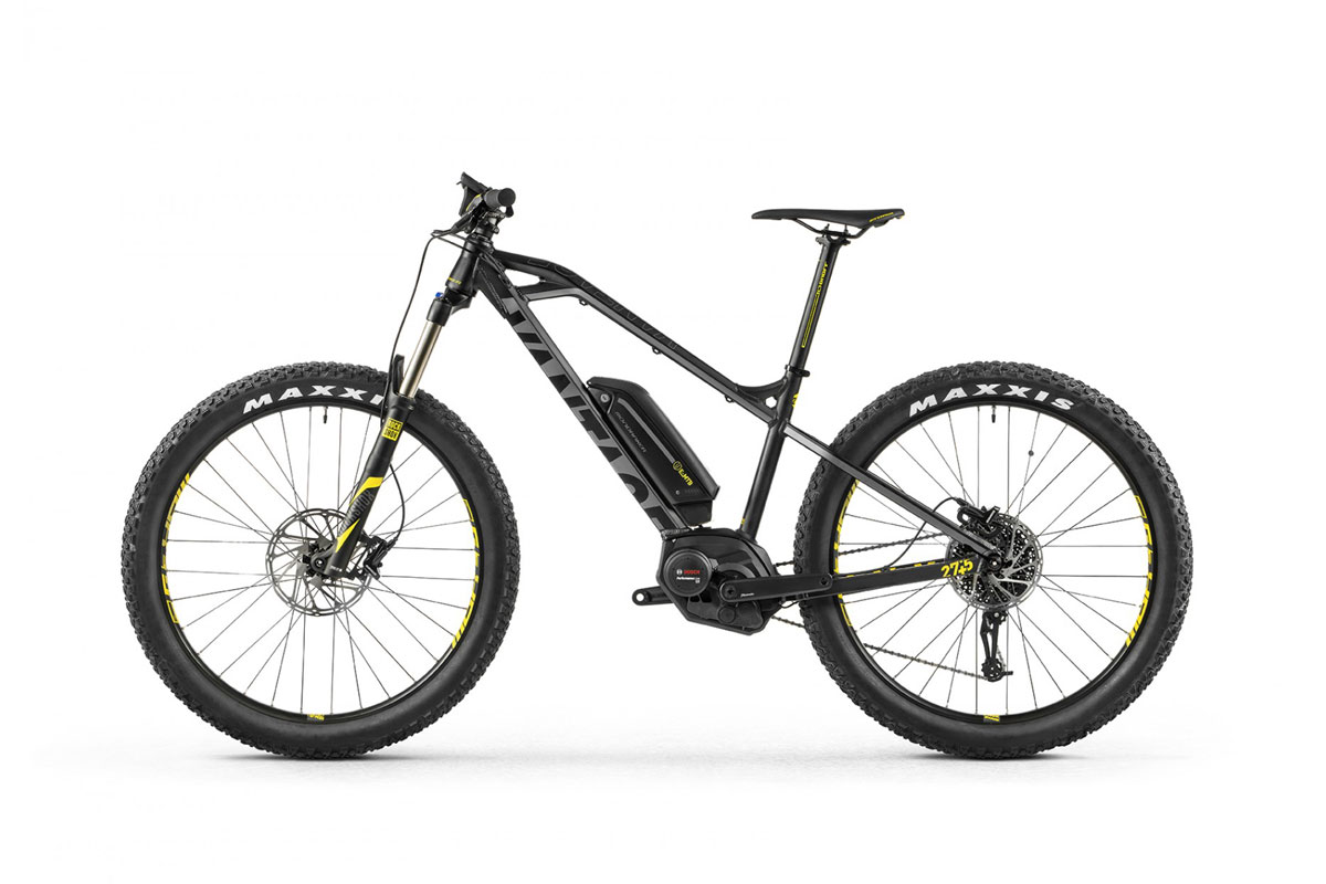 Test VTT Mondraker e-Vantage R+ 2017 : vélo All Mountain