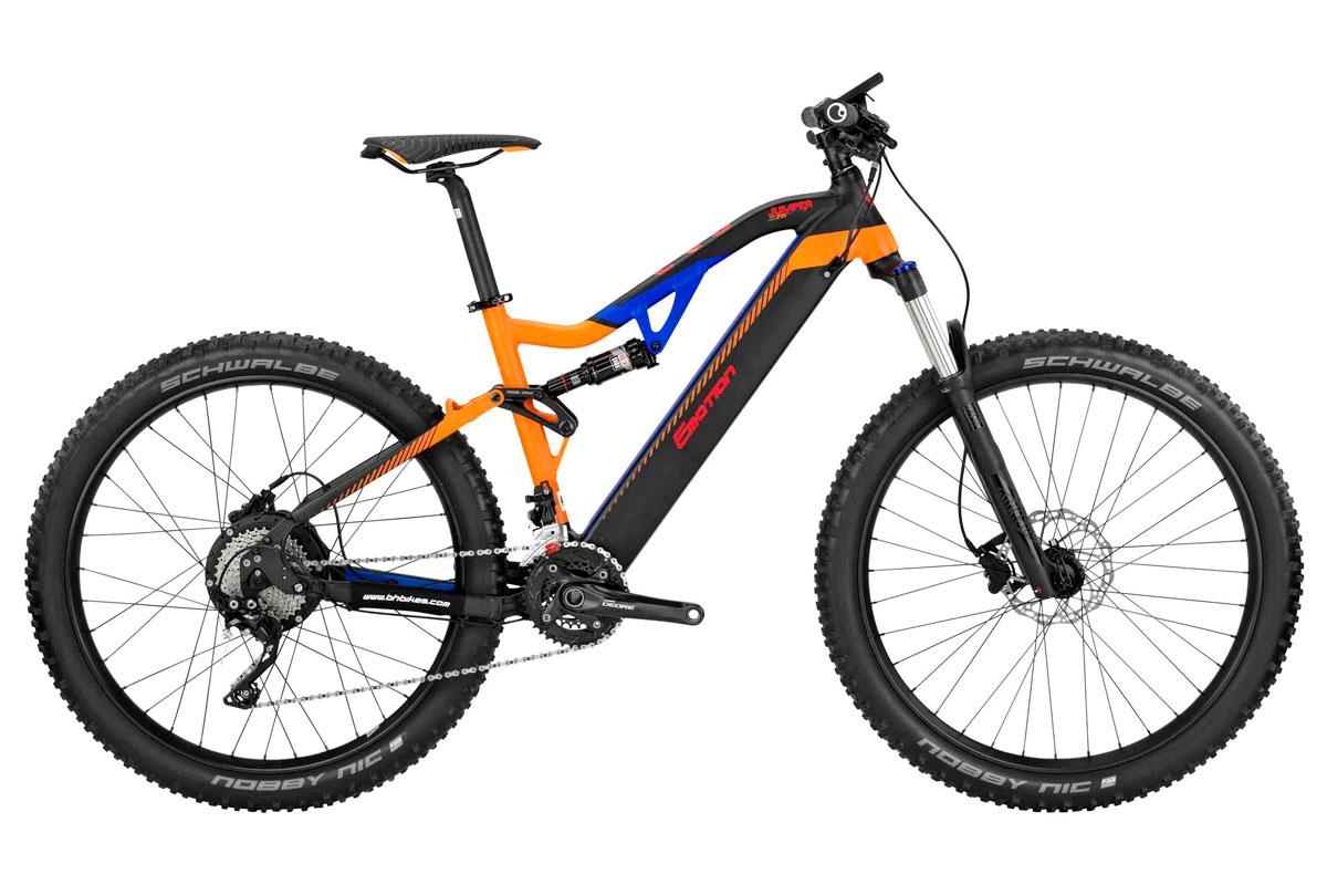 Test VTT BH Evo Jumper 27,5Plus Pro 2018 : vélo Assistance