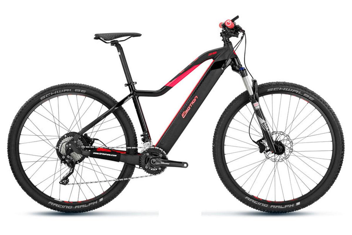 Test VTT BH Evo 29 Pro 2018 : vélo Assistance électrique