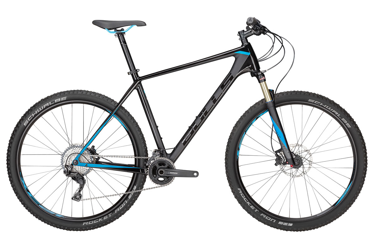 Test VTT Bulls Copperhead Carbon 29 2018 : vélo XC Hardtail
