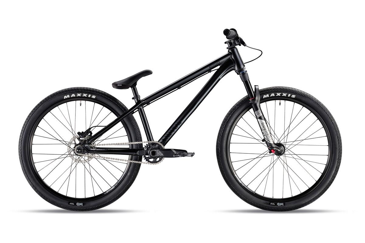 Test VTT Canyon Stitched 360° Pro 2018 : vélo Dirt