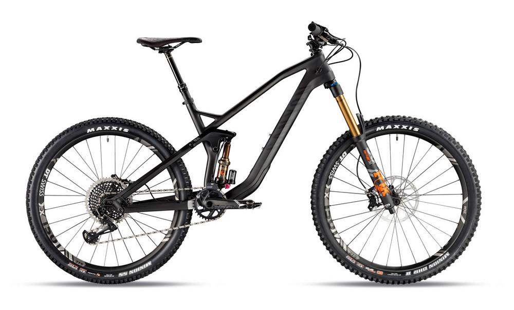 Test VTT Canyon Strive CF 9.0 2018 : vélo Enduro