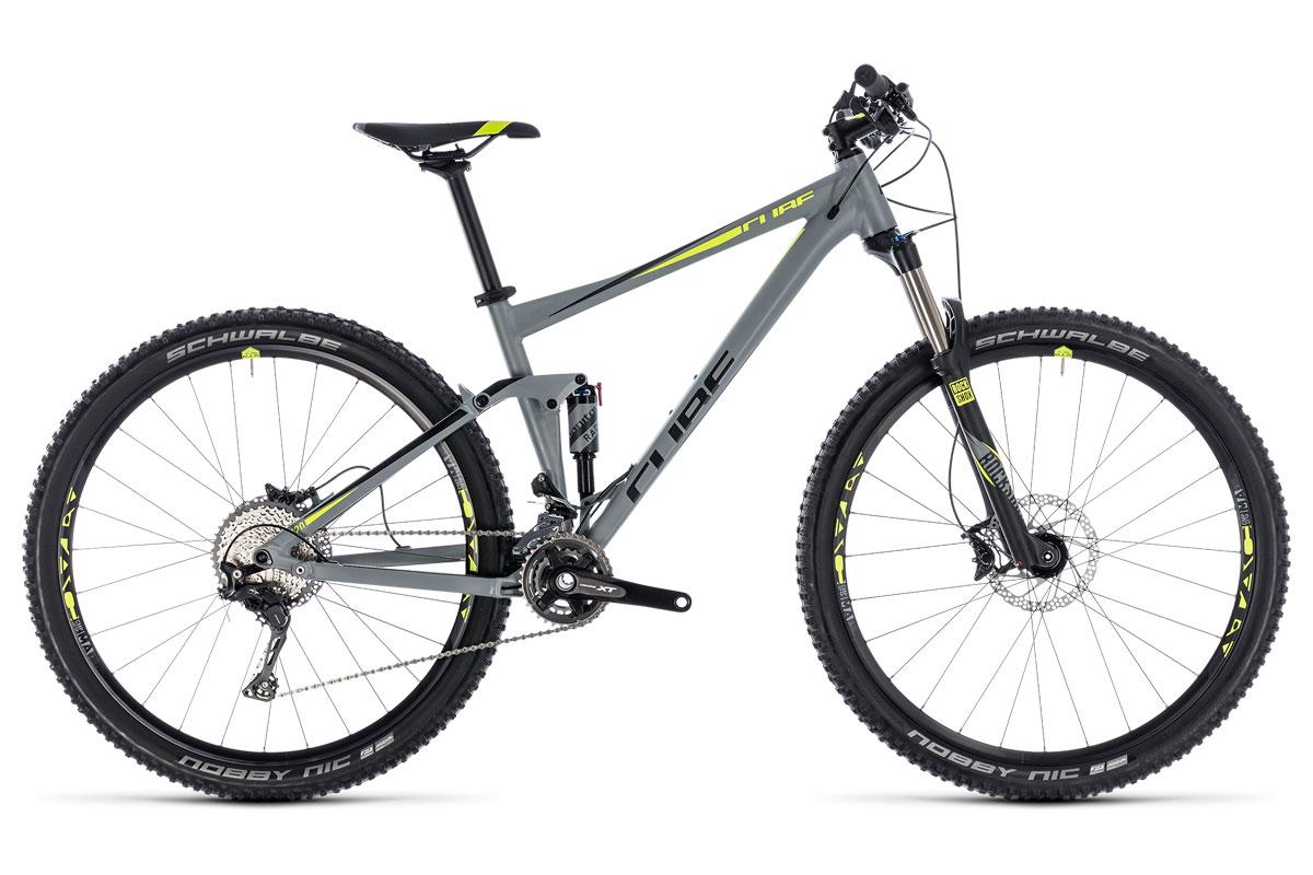 Test VTT Cube Stereo 120 Pro 2018 : vélo All Mountain