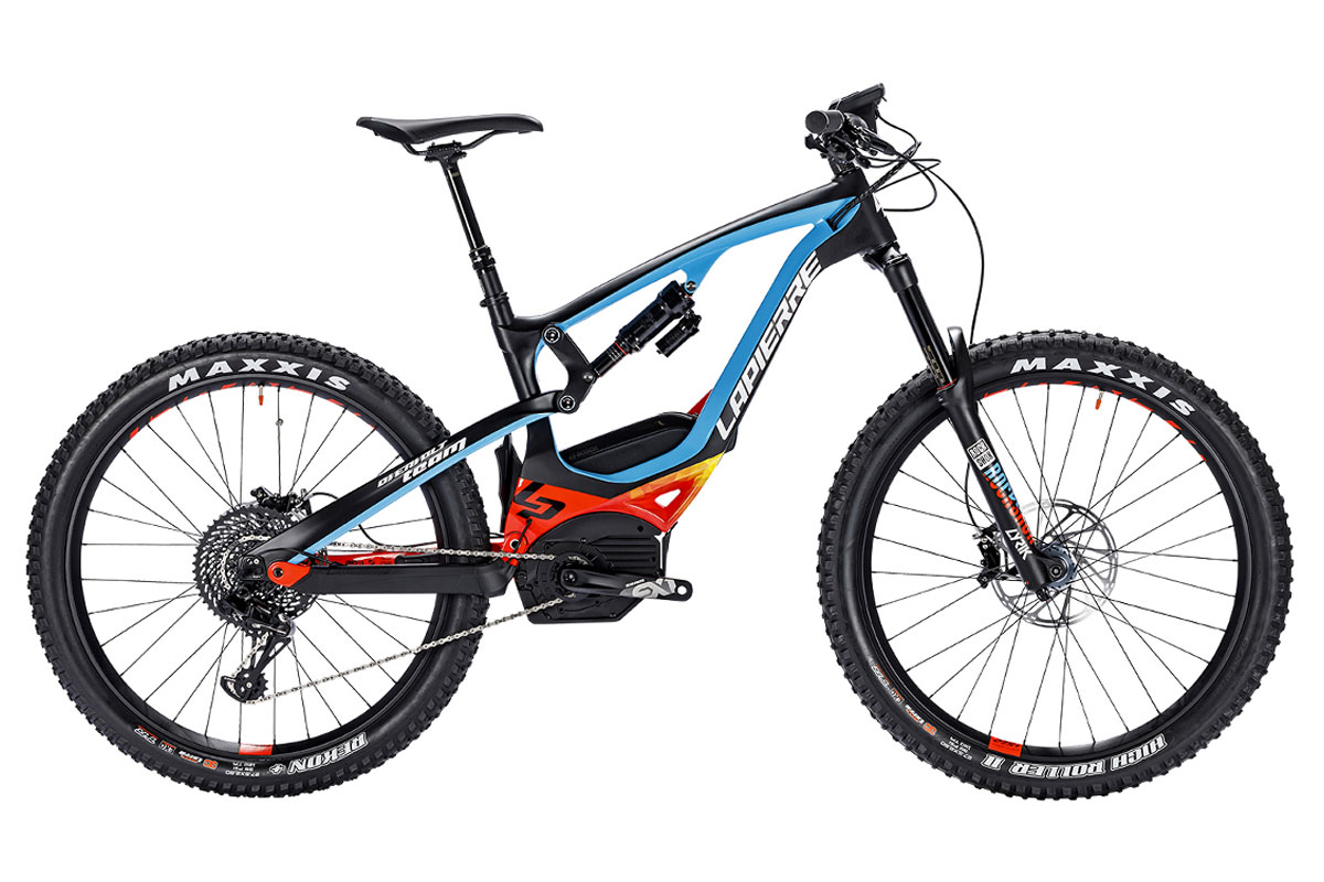 Test Vtt Lapierre Overvolt Am Team Ultimate Carbon