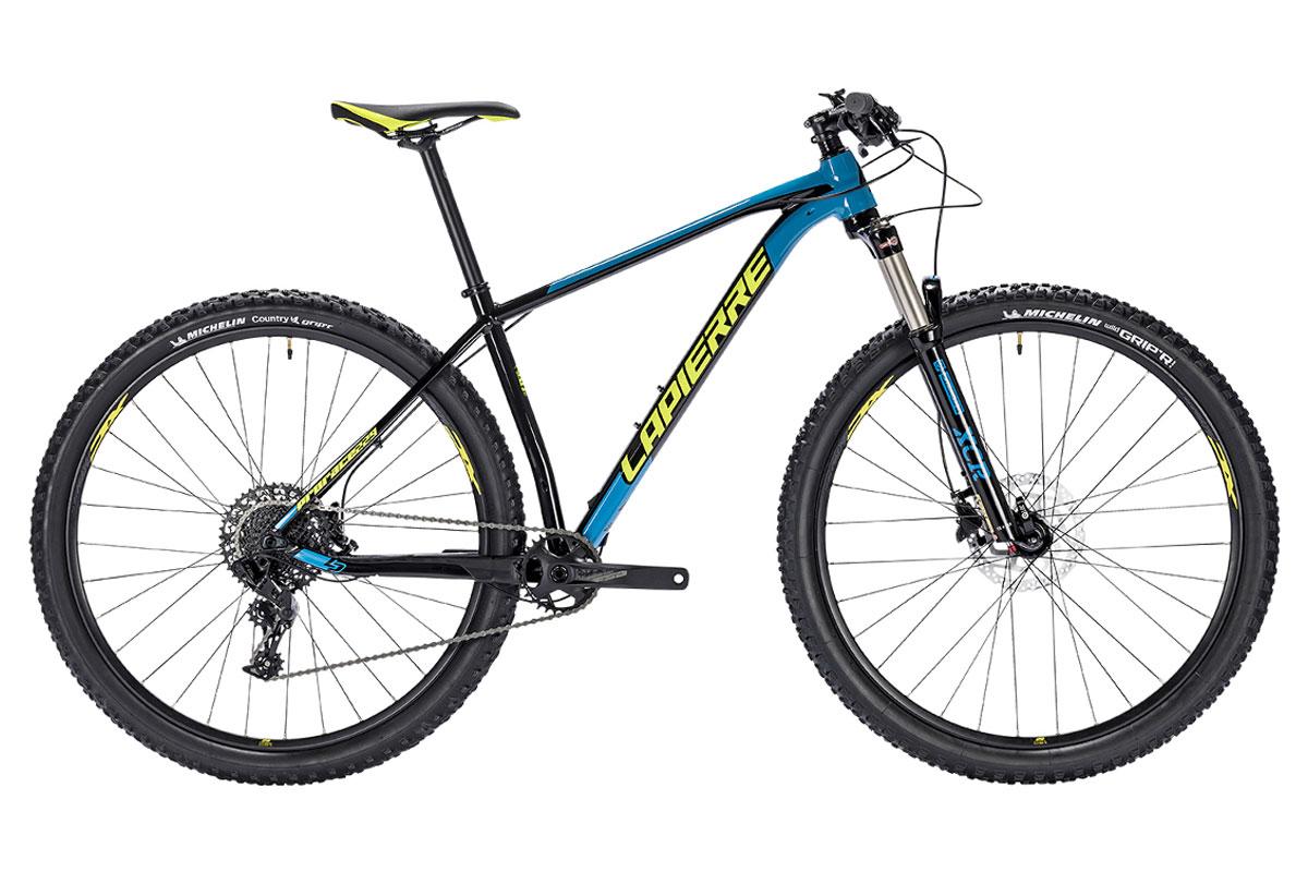 Test VTT Lapierre Prorace 229 2018 : vélo XC Hardtail