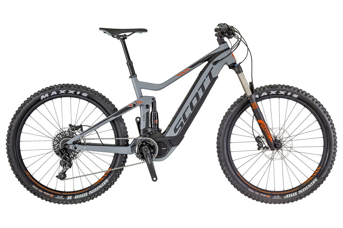 Test VTT Scott E-Genius 720 2018 : vélo All Mountain
