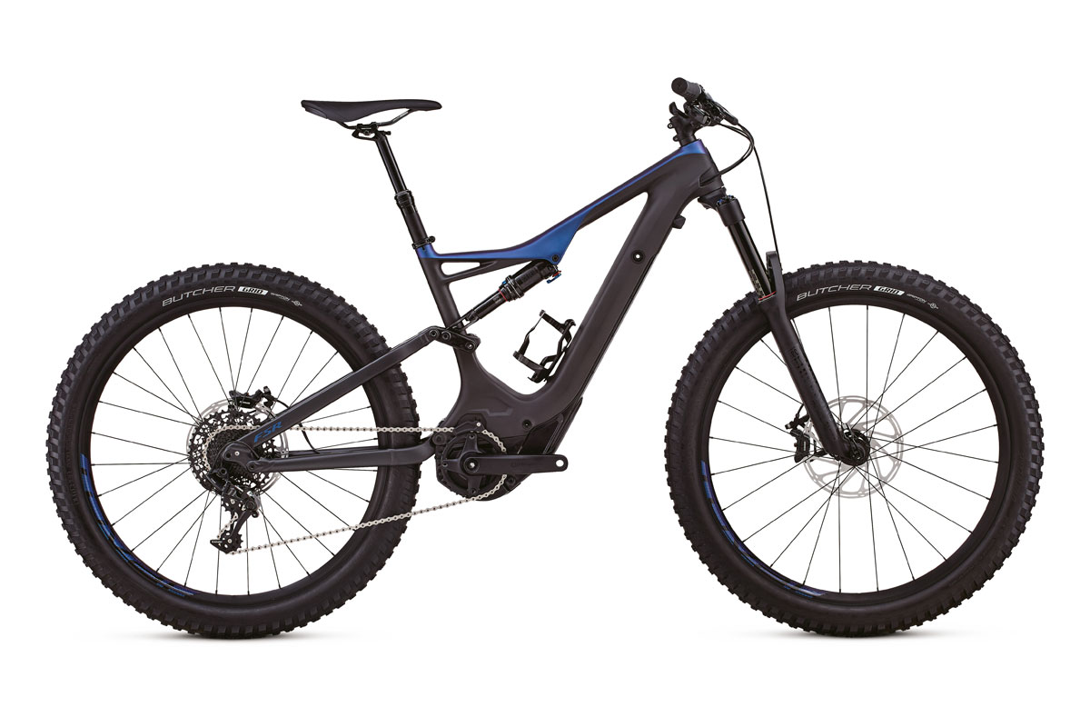 Test VTT Specialized Men's Turbo Levo FSR Comp Carbon