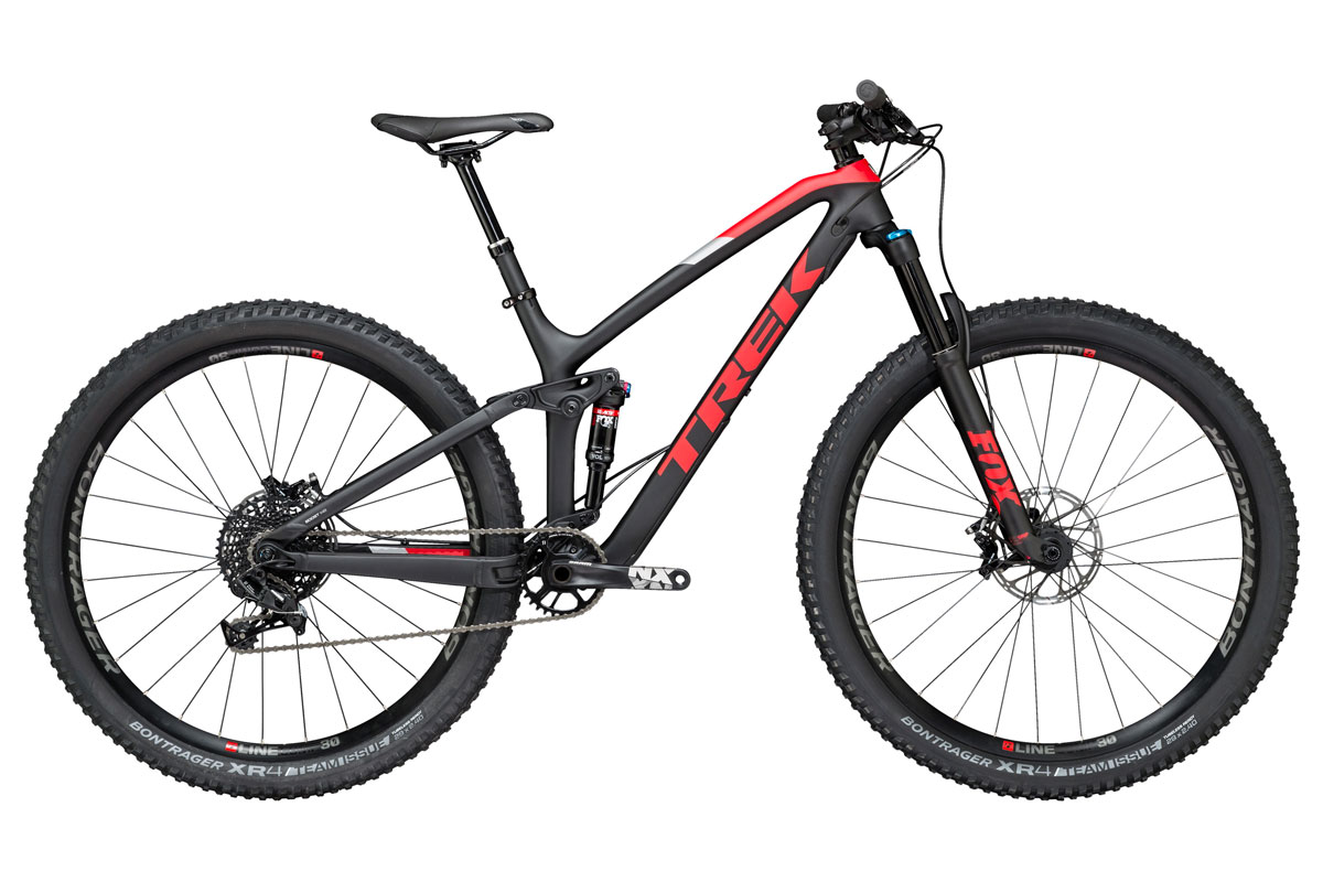 Test Vtt Trek Fuel Ex 9 7 29 Velo All Mountain