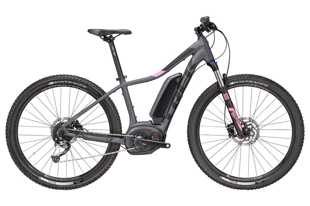 Test VTT Trek Powerfly 4 WSD 2018 : vélo XC Hardtail