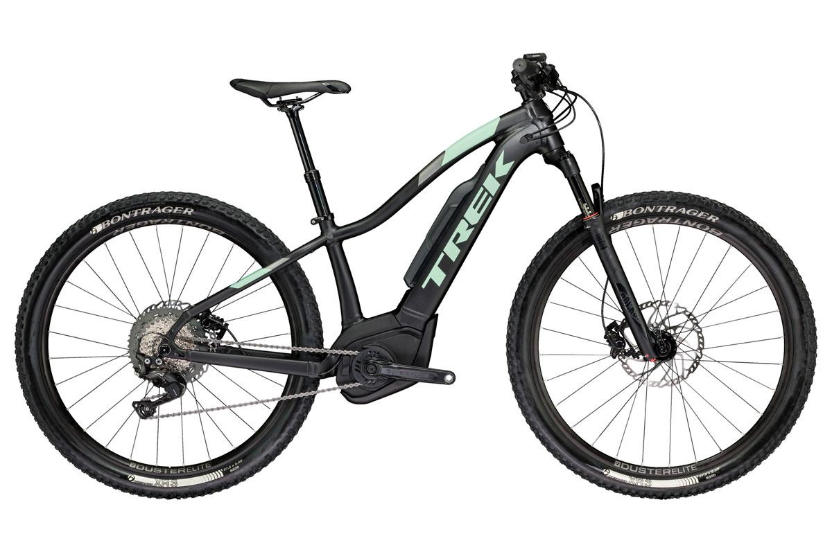 Test VTT Trek Powerfly 7 WSD 2018 : vélo XC Hardtail