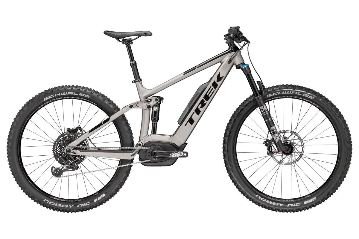 Test VTT Trek Powerfly FS 9 2018 : vélo All Mountain