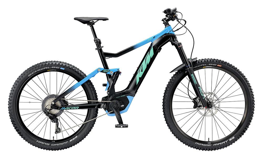 Test VTT KTM Macina Kapoho 2975 10 pt-cx5p4 2019 : vélo