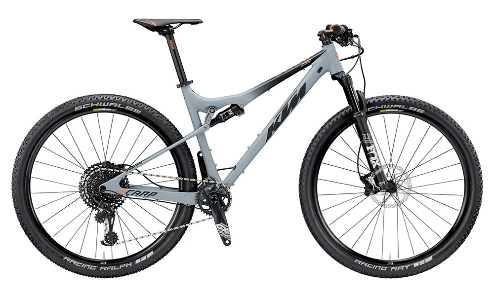 Test VTT KTM Scarp 293 12 2019 : vélo XC Hardtail