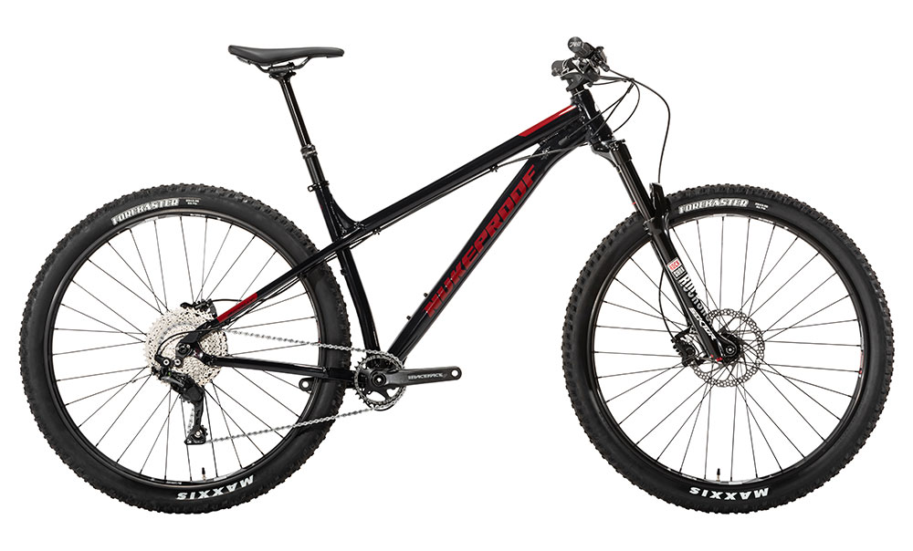 Test VTT Nukeproof Scout 290 Race 2019 : vélo All Mountain
