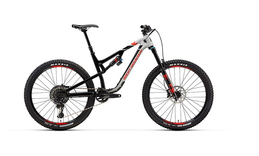 Test VTT Rocky Mountain Altitude Carbon 50 2019 : vélo Enduro