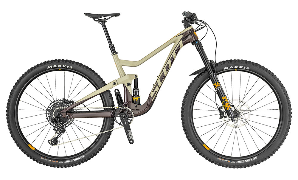 Test VTT Scott Ransom 920 2019 : vélo Enduro