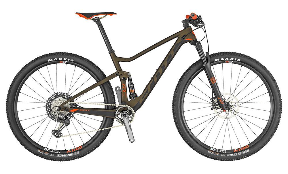 Test VTT Scott Spark RC 900 Pro 2019 : vélo XC 100 mm