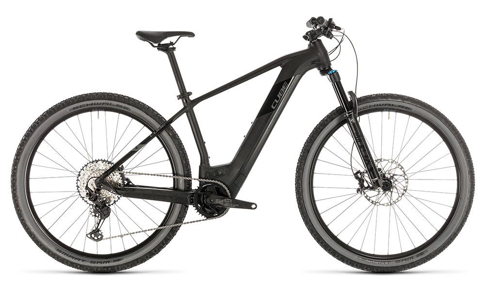 Test VTT Cube Reaction Hybrid SLT 625 29 2020 : vélo XC