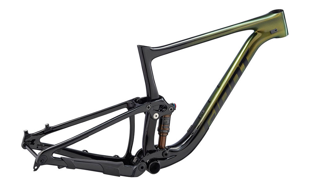 Test VTT Giant Anthem Advanced Pro 29 Frameset 2020 : vélo