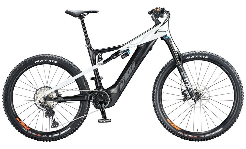 Test VTT KTM Macina Kapoho Master 2020 : vélo Assistance