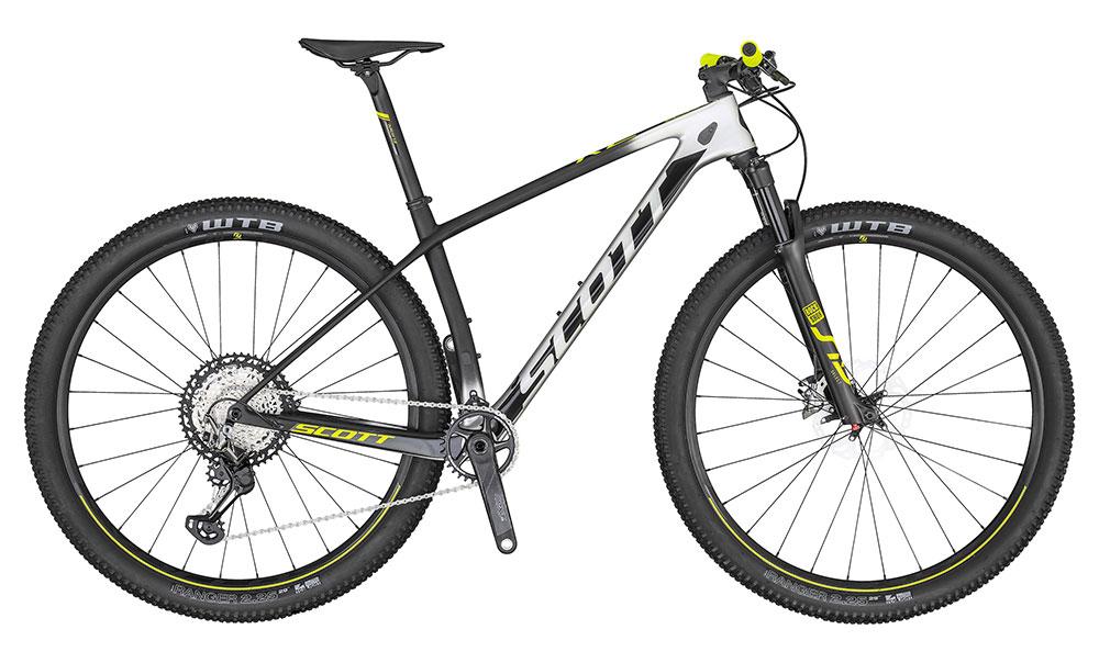 Test VTT Scott Scale RC 900 Pro 2020 : vélo XC Hardtail